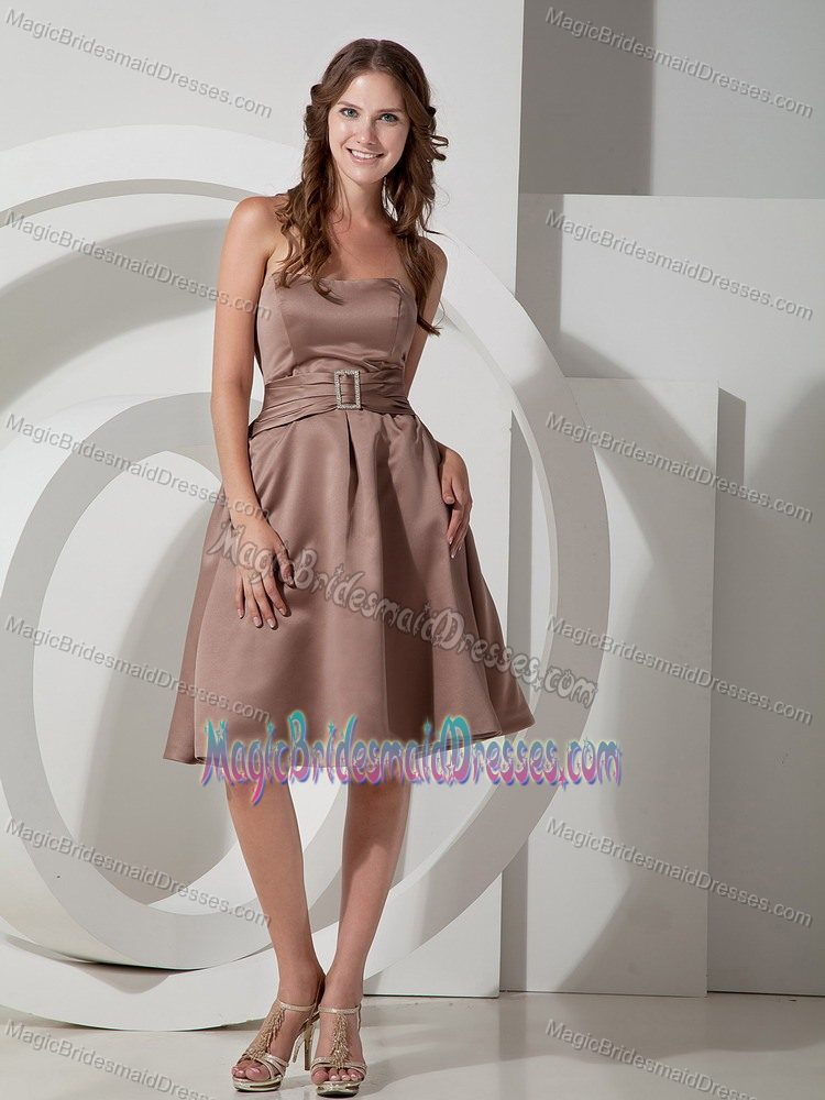 Brown Lace Bridesmaid Dresses Brown Lace Back Bridesmaid