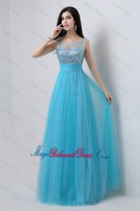 Best Selling Sweetheart Tulle Bridesmaid Dresses with Beading