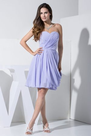Pick-ups and Ruching Decorated Sweetheart Bridesmaid Dresses in Brakpan
