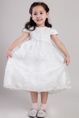 Popular Baby Junior Bridesmaid Dress with Delicate Embroidery in Indianapolis IN