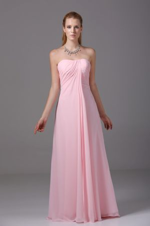 Simple Sweetheart Pink Pawtucket Rhode Island Bridesmaid Dresses